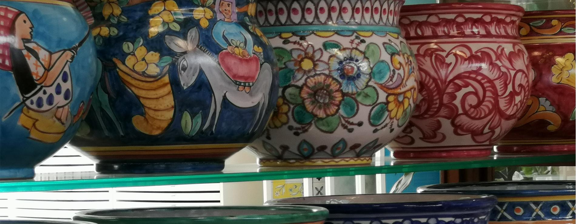 ceramica d'arredo