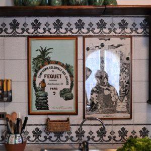 Vietri in cucina